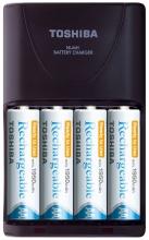 شارژر باتری اتوماتیک توشیبا TOSHIBA مدل: TNHC-VE 64MC