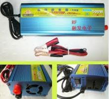 اینورتر 12 به 220 ولت - 500 وات شارژردار مدل: KBM12-500B