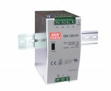منبع تغذیه سوئیچینگ ریلی مدل: DR-120-24