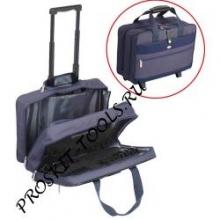 کیف ابزار خالی برزنتی چرخدار خلبانی مدل: ST-701