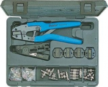 ست کیف ابزار  کواکسیال و BNC  مدل: 1PK-934