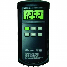 ترمومتر پرتابل دیجیتال 2 کاناله مدل: CHY W501