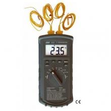 ترمومتر پرتابل دیجیتال 4 کاناله مدل: CHY 510
