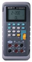 ترمومتر پرتابل دیجیتال 2 کاناله مدل: ESCORT-20