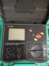 ارت تستر 4 سیمه دیجیتال مدل: TIC300