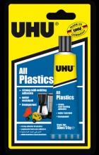 چسب اهو انواع پلاستیک UHU ALL PLASTICS