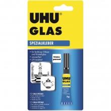 چسب قطره ای شیشه اهو - 3 گرمی UHU GLAS