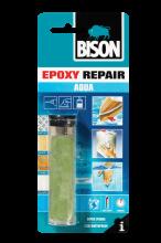 خمیر و قلم تعمیراتی BISON EPOXY REPAIR AQUA